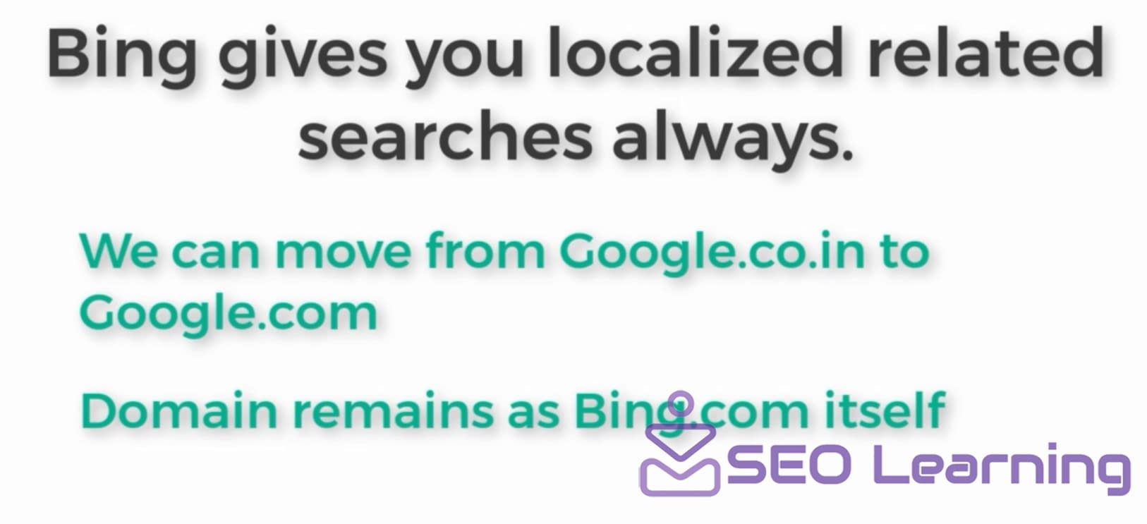How to find Related SEO terms and Related Keywords